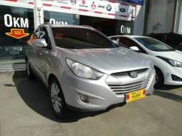 Hyundai Ix35 2.0 Autom.(Top ) B.couro + M.midia U.dono - 2016