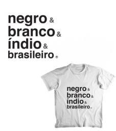 Camiseta brasileiro