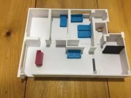 Maquetes em impressão 3D