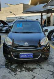 Nissan march 1.6s 2014 60.000km R$25.900