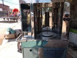 Vendo churrasqueira gril