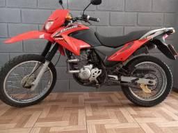 NXR 150 ES LARANJA
