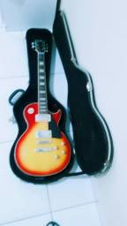 Troco Guitarra por ferramentas de lataria funilaria pintura