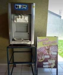 Máquina de Sorvetes Italianinha Alugo por Mês