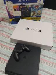 PS4 1 mês de uso