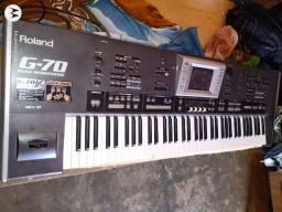 Teclado G70 versão 3 Roland