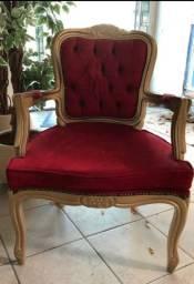 Cadeira Luís XV