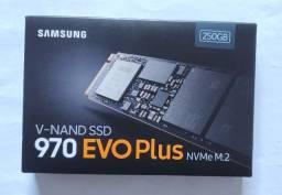 Samsung Evo Plus 970 M.2 250 GB M2 Nvme SSD (Novo)