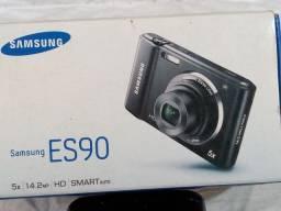 Máquina fotográfica e filmadora - Sansung
