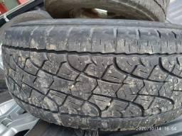 Rodas aro 16,da s10,pneus otimos.