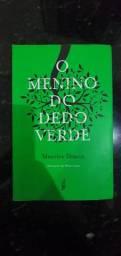 Livro O menino do dedo verde