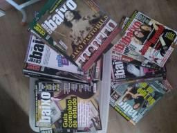 Revistas Cover Baixo