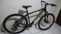 Bicicleta aro 29 com kit Deore M6000