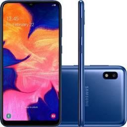 Celular Samsung A10 semi novo