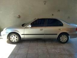 Honda Civic Sedã LX 1.6 Automático