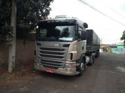 Scania G380 2010 Trucado, Carreta Guerra