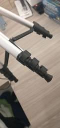 Ringlight NOVO, aro de luz de 26 cm, tripé de 1 metro