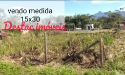 Terreno em Angra a 700 metros da Praia da Itinga-450 m2