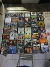 Coleção de DVDS E CDS Originais