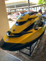 Jet Ski Sea Doo RXT 255hp 3 lgs, Revisado 105 horas de uso 2010, mais top