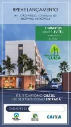 Condomínio Park Luíza, 3 quartos