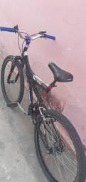 Vendo ou troco essa bicicleta por moto