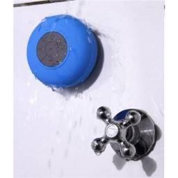 Mini Caixa de Som Bluetooth - Banheiro