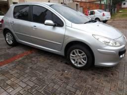 ?Peugeot 307 1.6 2011 câmbio manual completo?