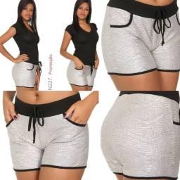 Shorts feminino Pit Bull