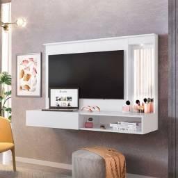Bancada Suspensa Multifuncional Hit, com painel p/ TV até 43 polegadas vbm071
