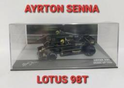 F1 LOTUS 98T - AYRTON SENNA - GP BRAZIL 1986. De R$349 por R$260
