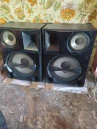 Vendo ou troco duas caixas de som