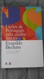 Lições de Português pela Análise Sintática - Evanildo Bechara