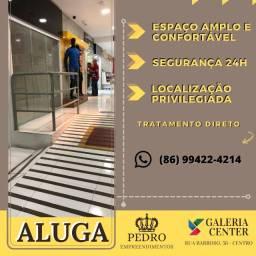 Ponto Comercial Galeria Center
