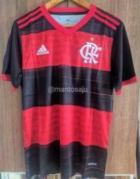Promoção - Camisa Tradicional Flamengo 2020/2021