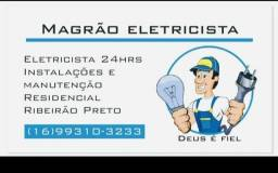 Eletricista   Ribeirão Preto