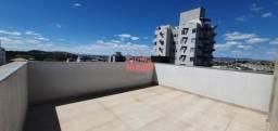 Apartamento cobertura de 3 quartos à venda no bairro Cabral ao lado do Shopping Contagem!
