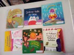 Livros paradidáticos infantis / diversos