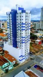 Apartamento mobiliado para alugar no centro - Edifício Atlântico