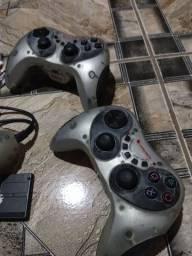 Controle sem fio PS2