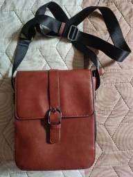 Bolsa carteiro Zara