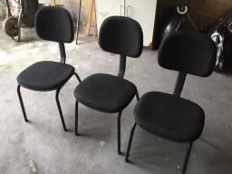 Cadeiras escritório - excelente estado