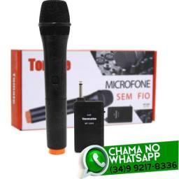 Microfone Sem Fio * Ótima Qualidade * Fazemos Entregas
