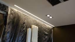 Pintura e instalações elétricas