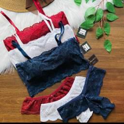 Conjunto de lingerie linda