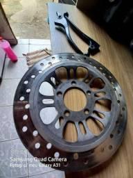 Disco de freio   par de manete