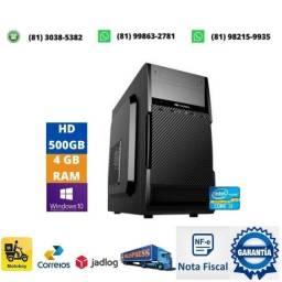 Título do anúncio: Computador i3 lga 1155 + memoria 4gb ddr3 + fonte 200w + hd 500gb