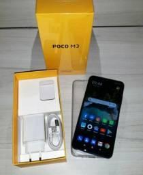Xiaomi Poco M3 128gb lindo top!!!!