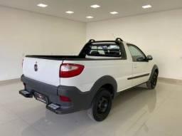 Título do anúncio: 2018 Fiat Strada, Completa, Melhor que UBER, Ama