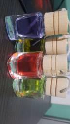 Essencias para carros, aromatizantes, base para aromatizantes e etc.